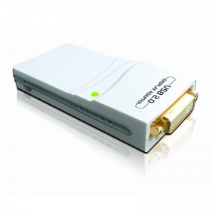 USB то DVI / HDMI графический адаптер (1920x1080) с аудио выходом NCL UGA17M1