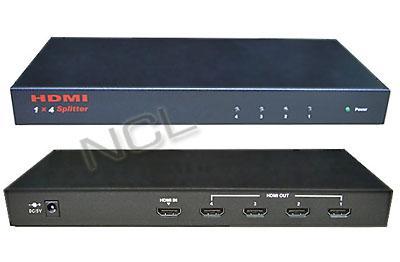 HDMI splitter 1->4 Digi Media SP-124