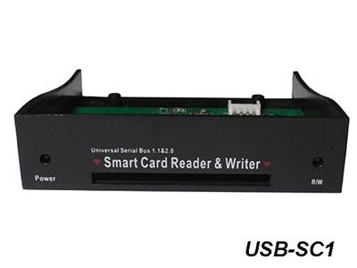 Считыватель смарт-карт (smart card reader) внутр. 3,5