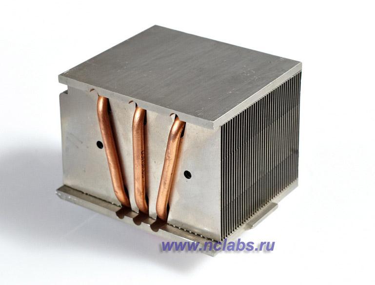 Изделие из тепловых трубок: система охлаждения процессора  NCL 42C9412/TMR1002