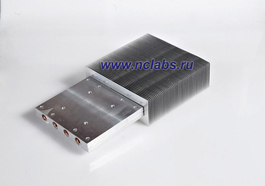Изделие из тепловых трубок: система охлаждения полупроводникового модуля NCL TMR1005