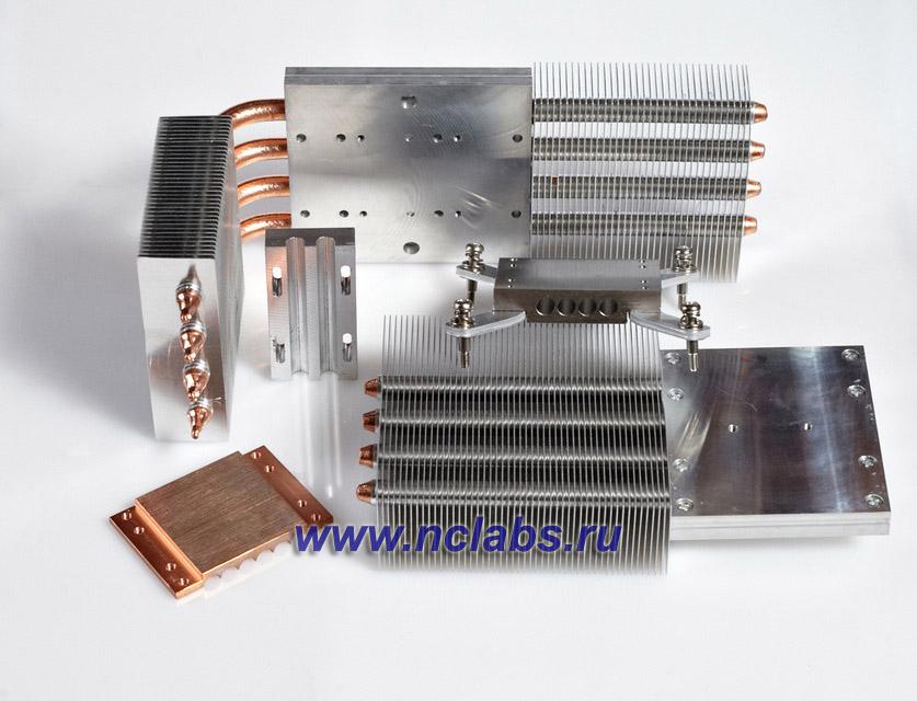 Изделия из тепловых трубок, cистемы охлаждения промышленных изделий NCL TMK1001
