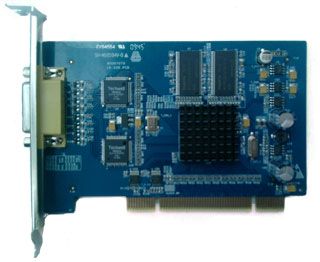 Плата видеозахвата с аппаратным сжатием 8 каналов видео 200 кадров /сек. NVision NG4108HN