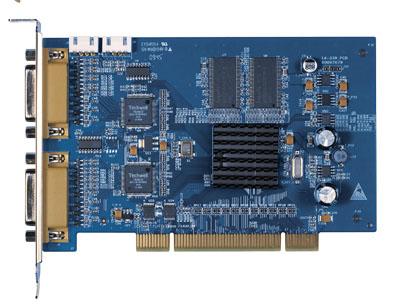Плата видеозахвата с аппаратным сжатием 8 каналов 200 кадров /сек. NVision NG4108HC