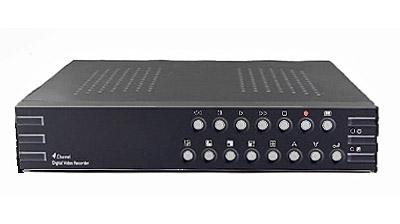 Low cost standalone DVR, 4ch with LAN Elitar EL-DVR104A-L