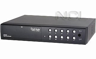 Standalone simplex DVR, 4ch for special applicaton Elitar EL-DVR204A-L