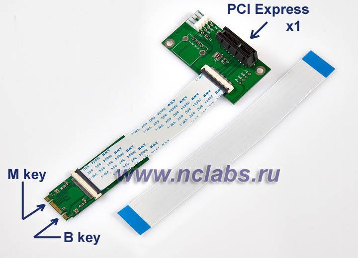 NCL GC-EMX16M2B