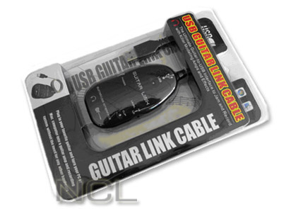 Адаптер USB-Guitar audio NCL W-GL01