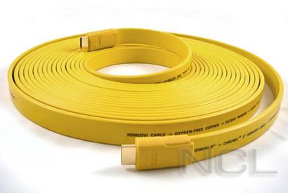 Кабель профессиональный HDMI-HDMI, 20 м CMI HC2049Y-M20