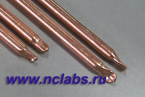 Трубка тепловая медная 5мм NCL TM5-200