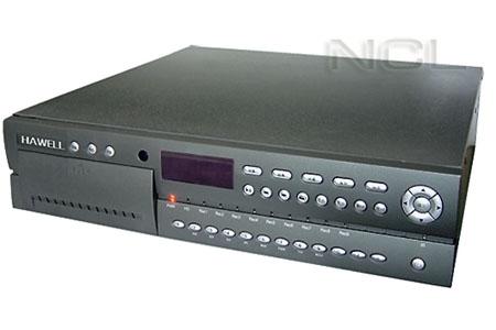 Standalone simplex DVR, 8ch Hawell HW-SVR6008