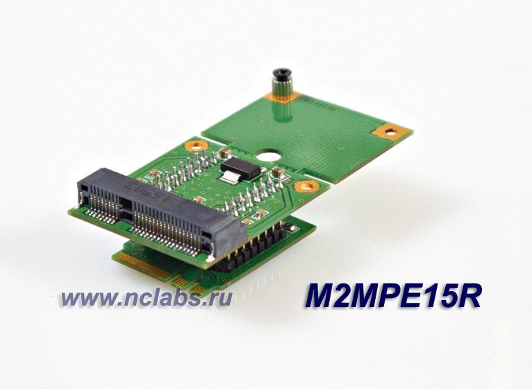 Адаптер M2 – miniPCI-e NCL GC-M2MPE15R