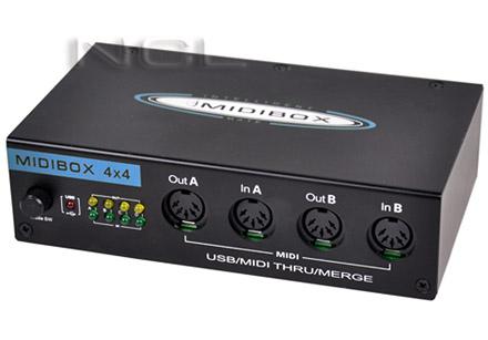 NCL W-USBMIDI-4x4