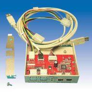 USB HUB 4 порта, IEEE1394 (FireWire, iLink) Repeater 2 порта, для окна 3.5