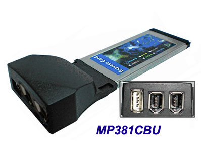 Megapower MP381CBU