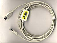 USB PC to PC NetworkLink Cable 3 m (+software router) megapower MP620