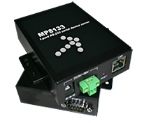 RS-232 to Ethernet server megapower MP8133R1