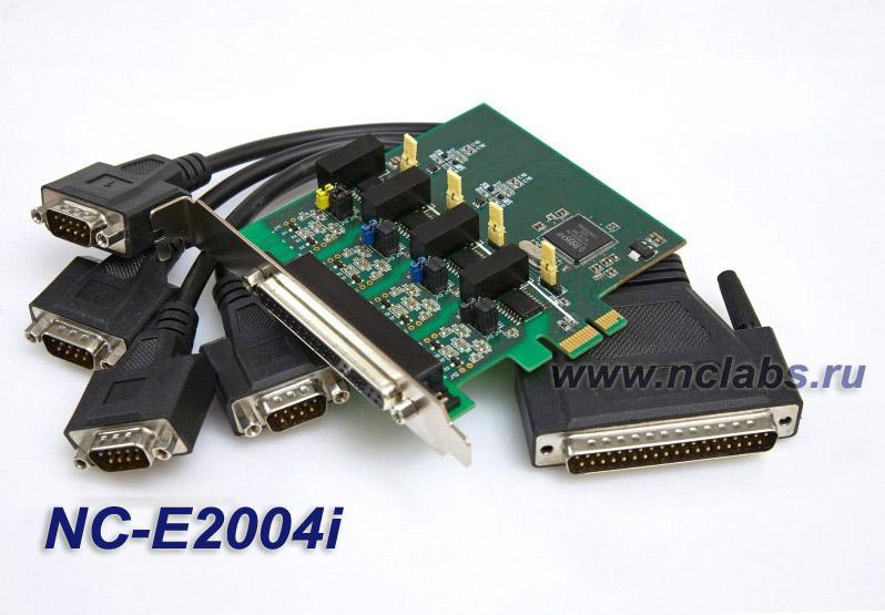 NCL NC-E2004i
