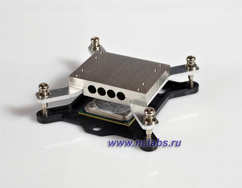 Теплосъемная площадка для процессора LGA1150