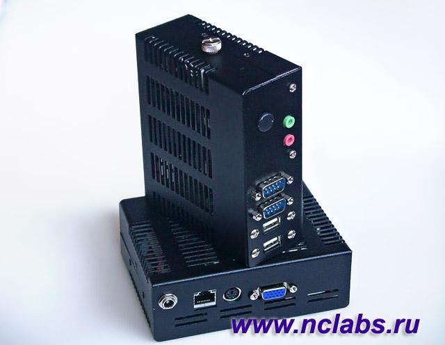 Минисервер Atom D2550 NCL PS-172D5