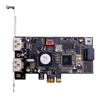 контроллер 2*PoESATA+2*SATA PCI-E Syba SD-PEX40031