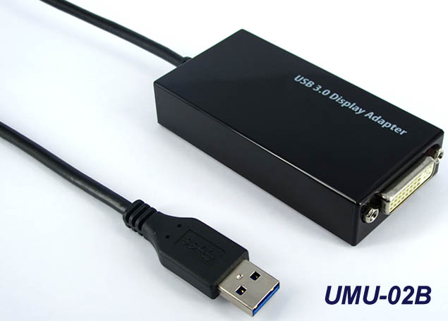 Видеоадаптер USB 3.0 DVI NCL BC-UMU02B