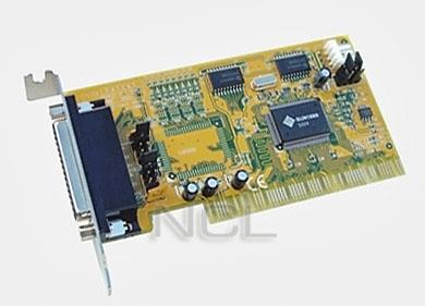 Плата com портов 2x RS-232 universal PCI плата с выходом питания 5V/12V, low profile (низкопрофильная) sunix SER4037PL