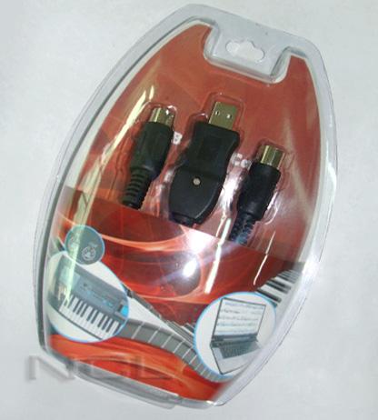 NCL W-USBMIDI-9