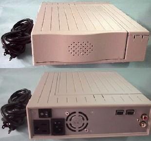 Корпус с интерфейсом  IEEE-1394 для высокоскоростных IDE-накопителей winic W-1394IDE525