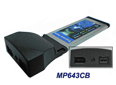 Megapower MP643CB